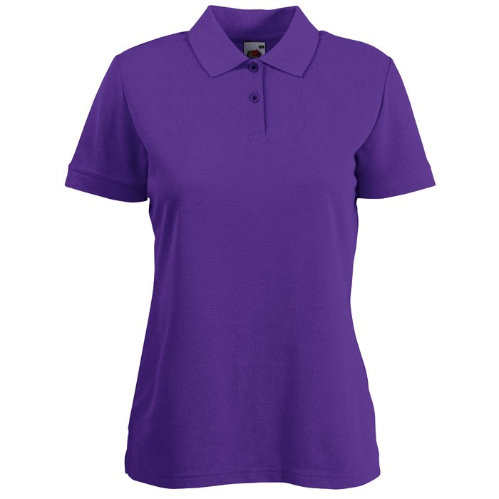 65/35 POLO LADY-FIT 63-212-0