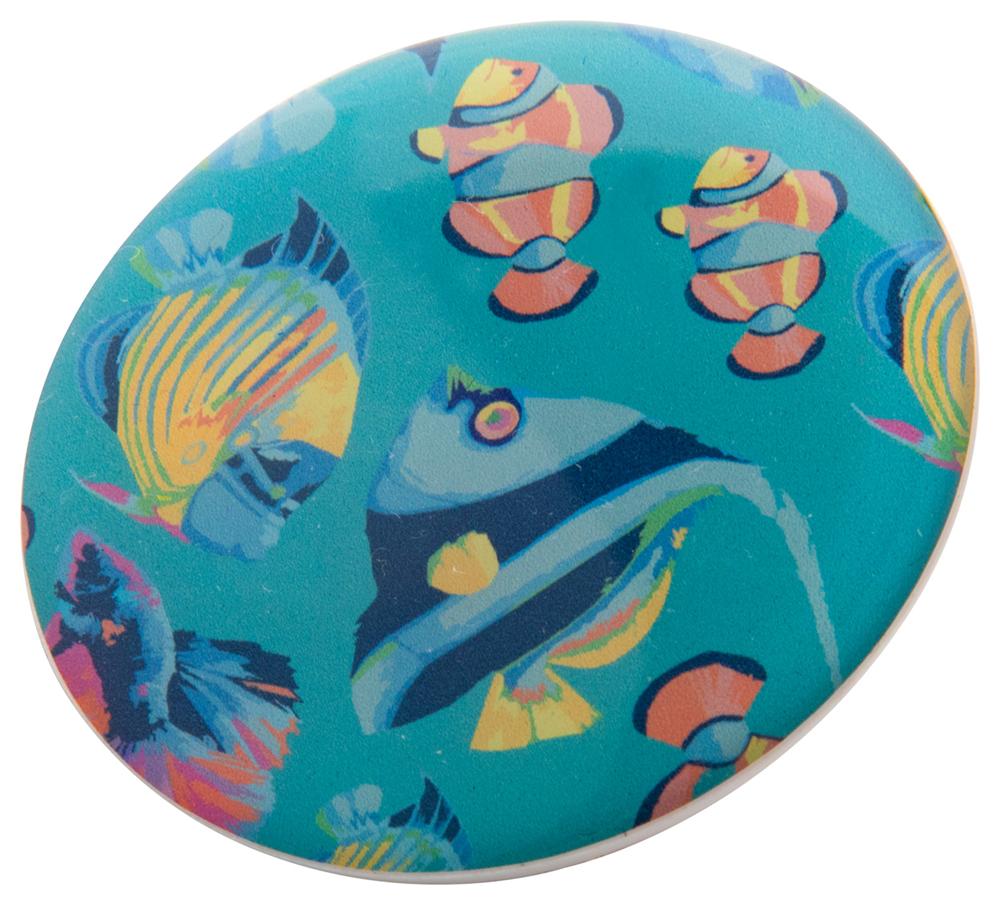 DomeBadge - magnetische badge
