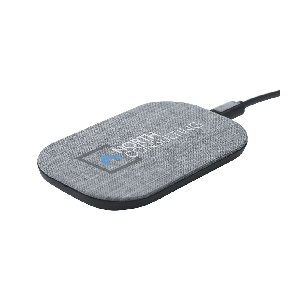 Paxton RPET wireless charger 10W draadloze oplader