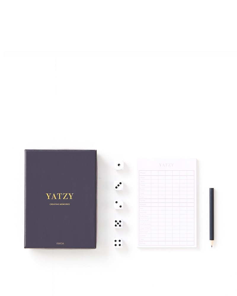 Yatzy Coffee Table , navy