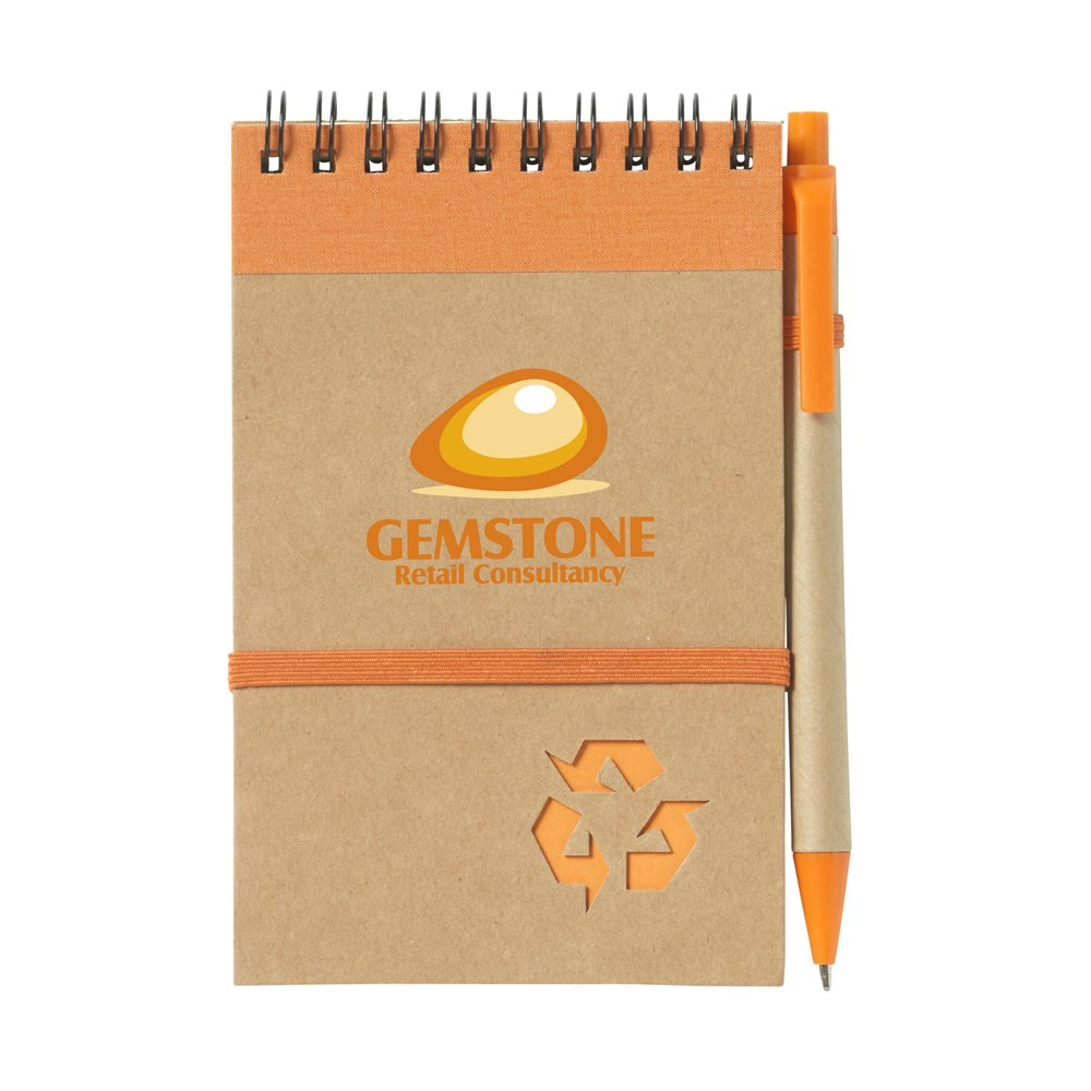 RecycleNote-M notitieboekje