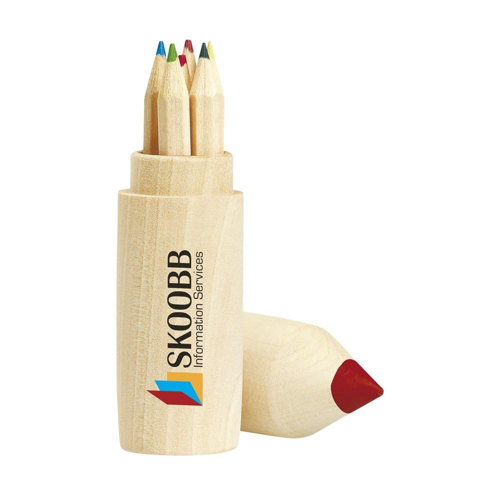 ColourWoody kleurpotloden