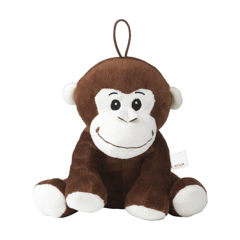 Moki pluche aap knuffel