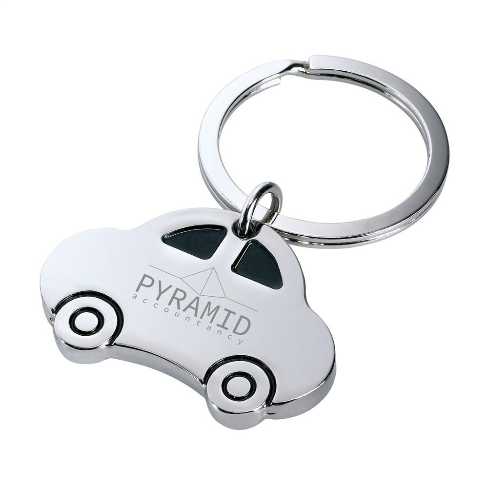 Cars sleutelhanger