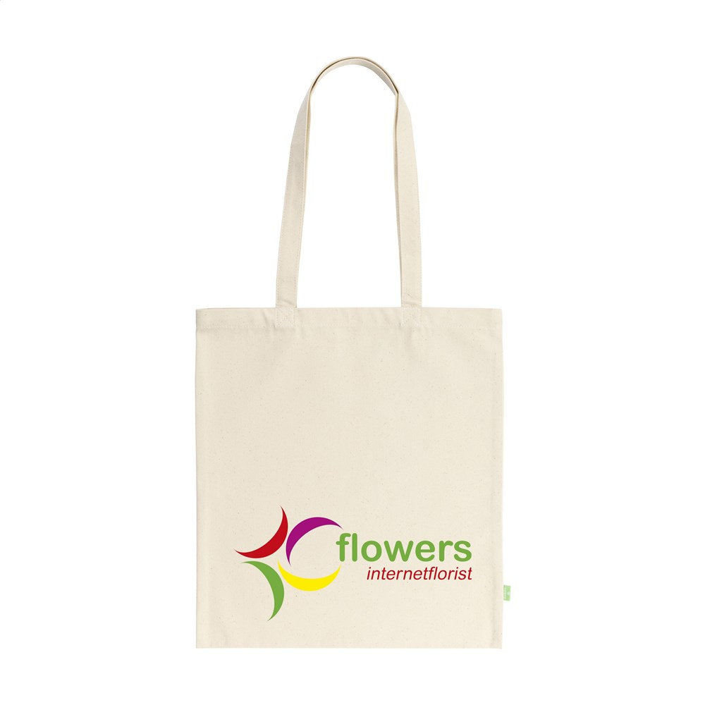 Organic Canvas Shopper 320 g/m² tas