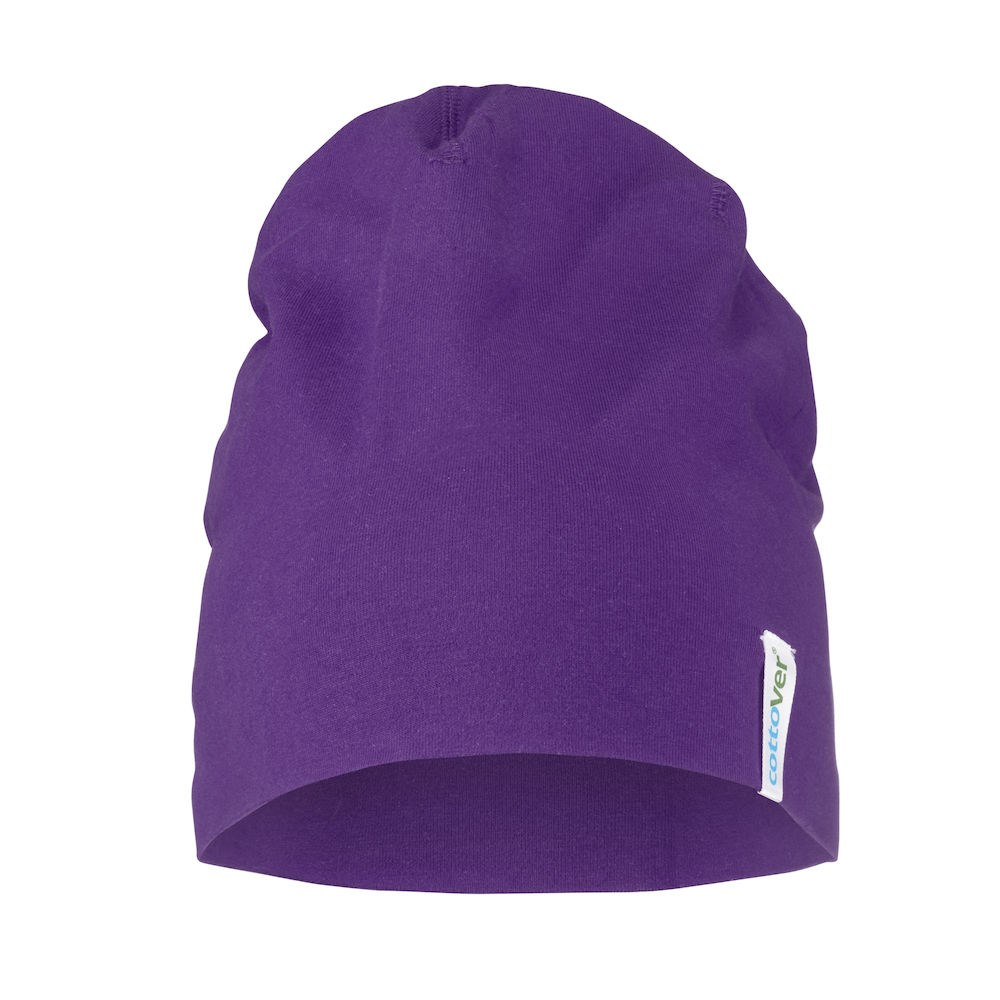 BEANIE PURPLE ONE