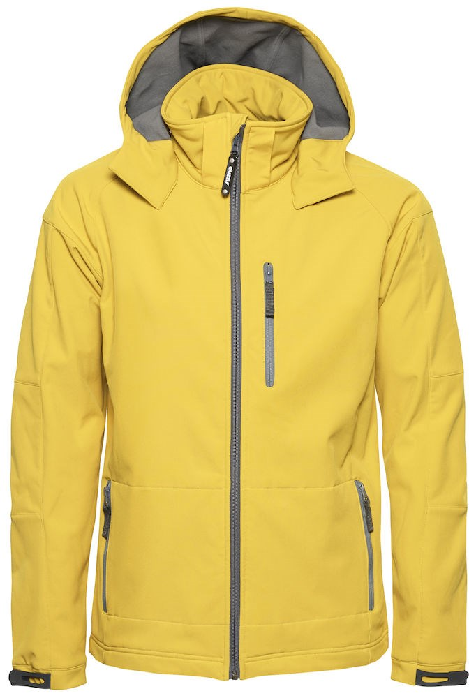 TULSA JACKET DARK YELLOW M