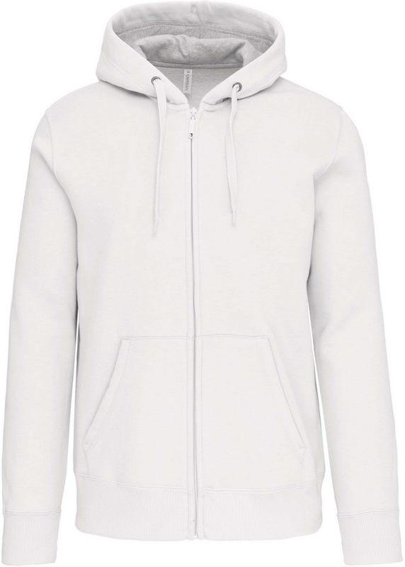 Kariban Hooded sweater met rits