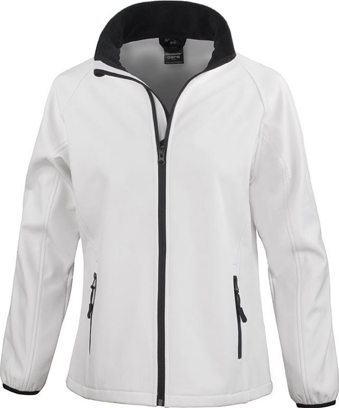 Result Core Ladies Printable Soft Shell