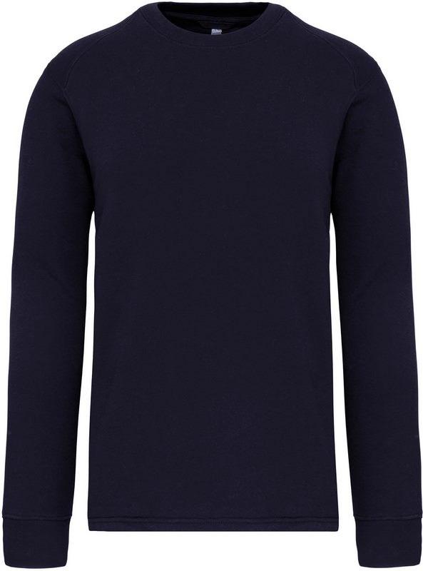 WK. Designed To Work Sweater ingezette mouwen