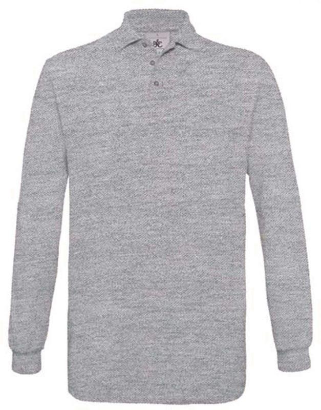 B&C Safran Lsl Polo Shirt