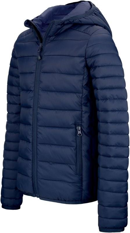 Kariban Men's lightweight hooded padded jacket