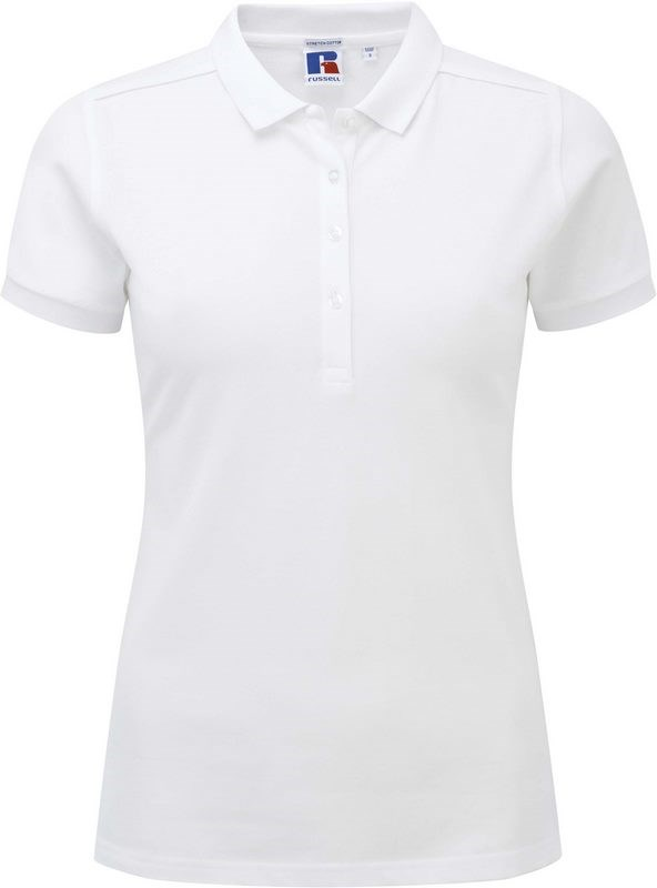 Russell Ladies' Stretch Polo Shirt
