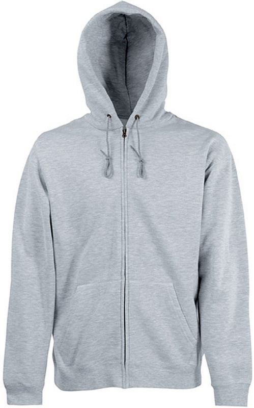 Fruit of the Loom Men's Premium Full Zip Hooded Sweatshirt (62-034-0)