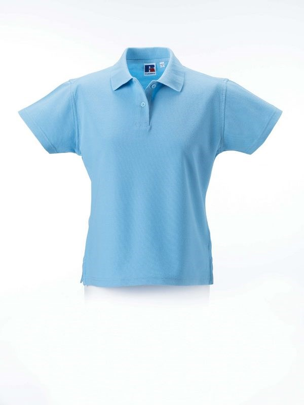 Russell Ladies' Ultimate Cotton Polo
