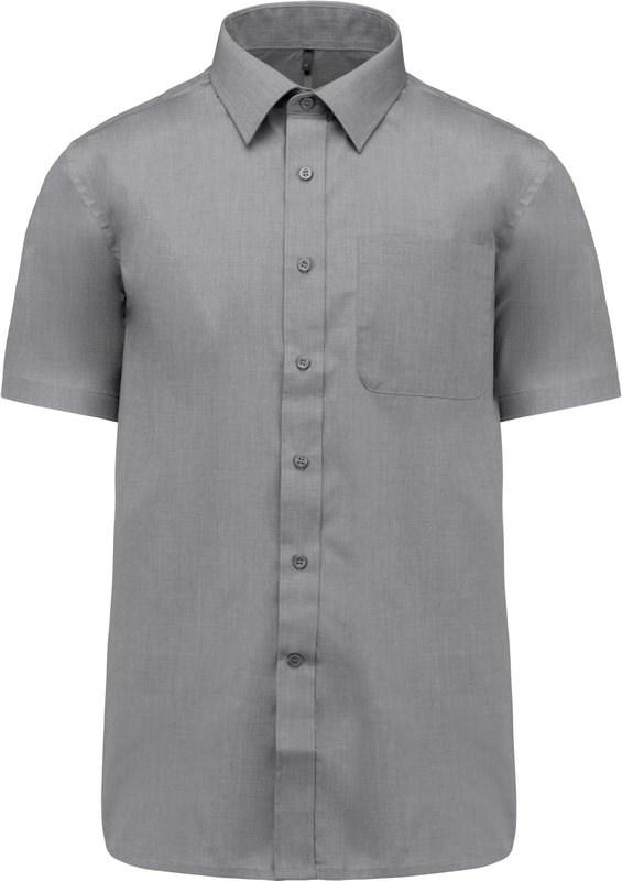 Kariban Ace - Heren overhemd korte mouwen