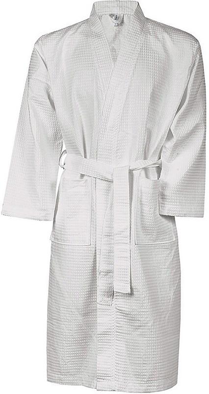 Kariban Kimono Badjas Honinggraatstructuur