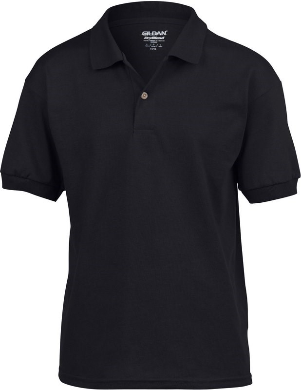 Gildan Dryblend Classic Fit Youth Jersey Polo