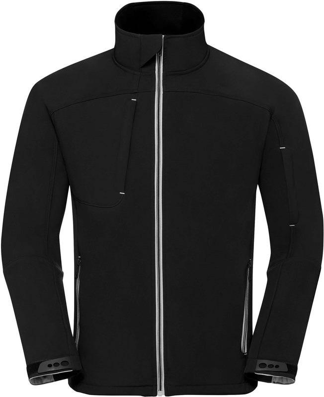Russell Men's Bionic-Finish® Softshell Jacket