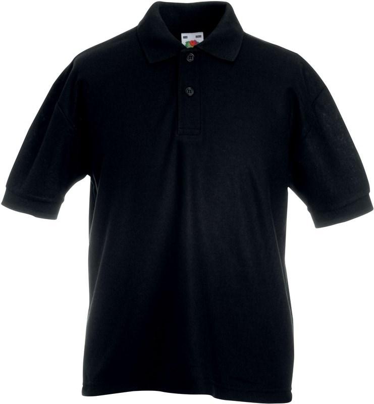 Fruit of the Loom 65/35 Kids' polo shirt