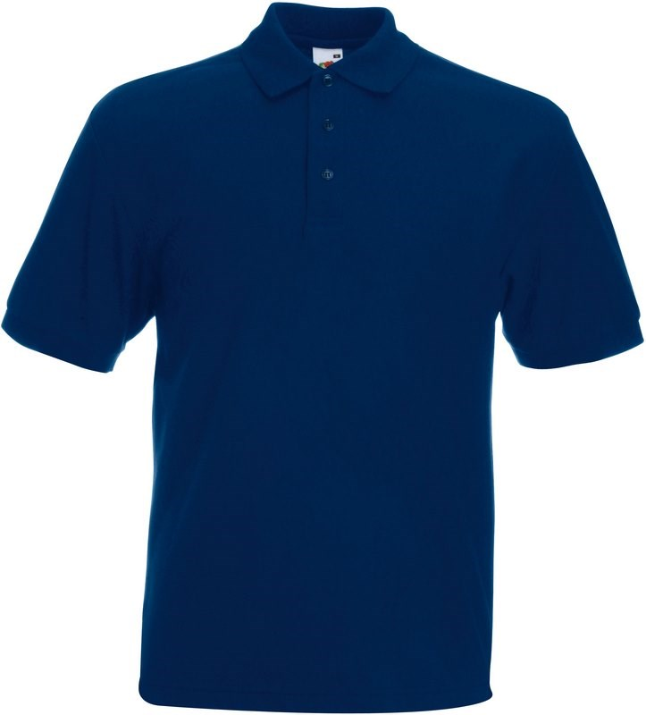 Fruit of the Loom Heavy 65/35 Polo (63-204-0)