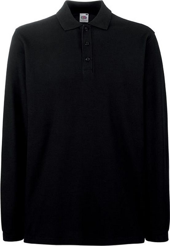 Fruit of the Loom Premium Long Sleeve Polo (63-310-0)