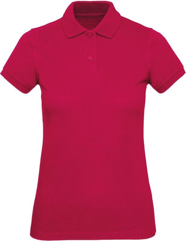 B&C Ladies' organic polo shirt