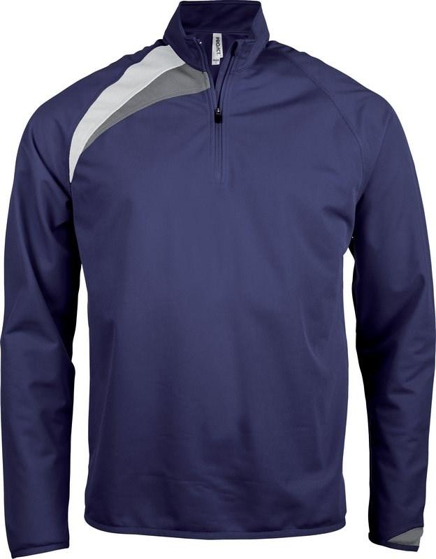 PROACT® Kindertrainingsweater Met Ritskraag