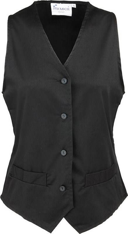 Premier Ladies' Hospitality Waistcoat