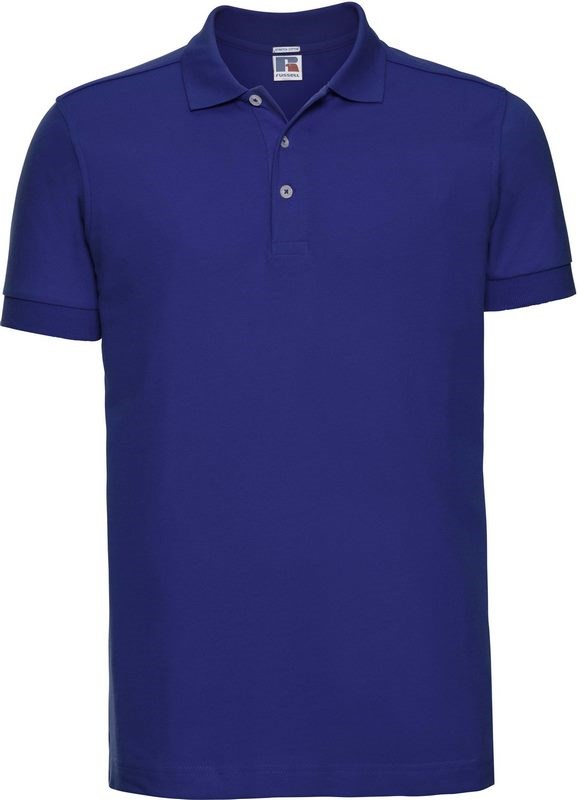 Russell Men's Stretch Polo Shirt