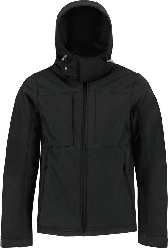 B&C Hooded Softshell / Men
