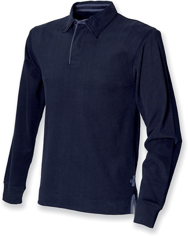 Front Row Supersoft Long Sleeved Rugby Shirt