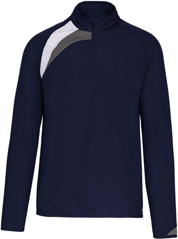 PROACT® Trainingsweater Met Ritskraag