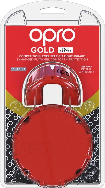 Opro Gold GEN4 ortho Mouthguard