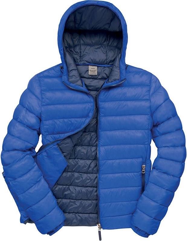 Result Mens Snow Bird Hooded Jacket