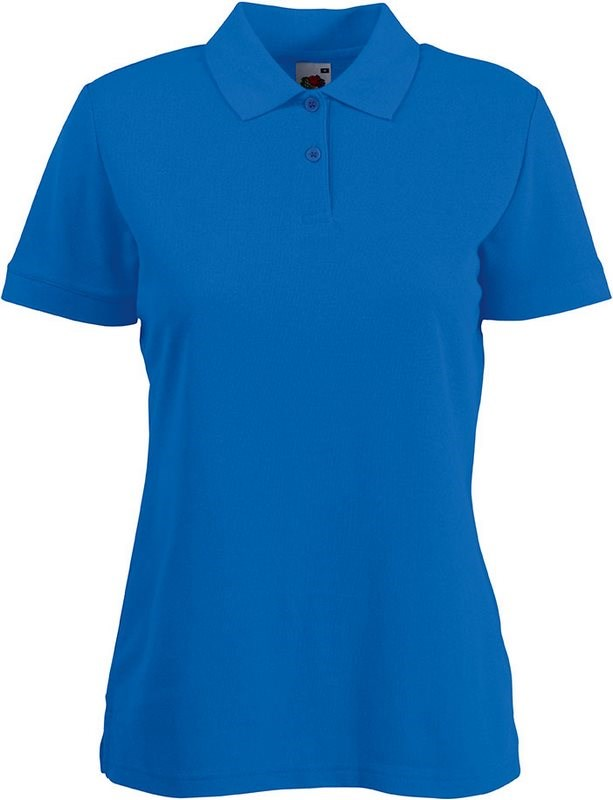 Fruit of the Loom Lady-fit 65/35 Polo (63-212-0)