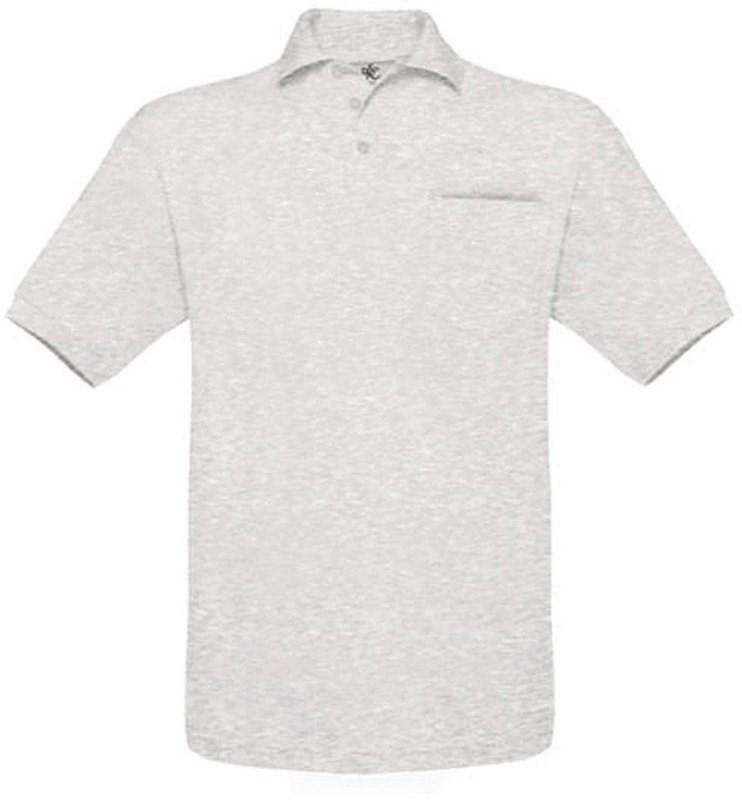 B&C Safran Pocket Polo Shirt