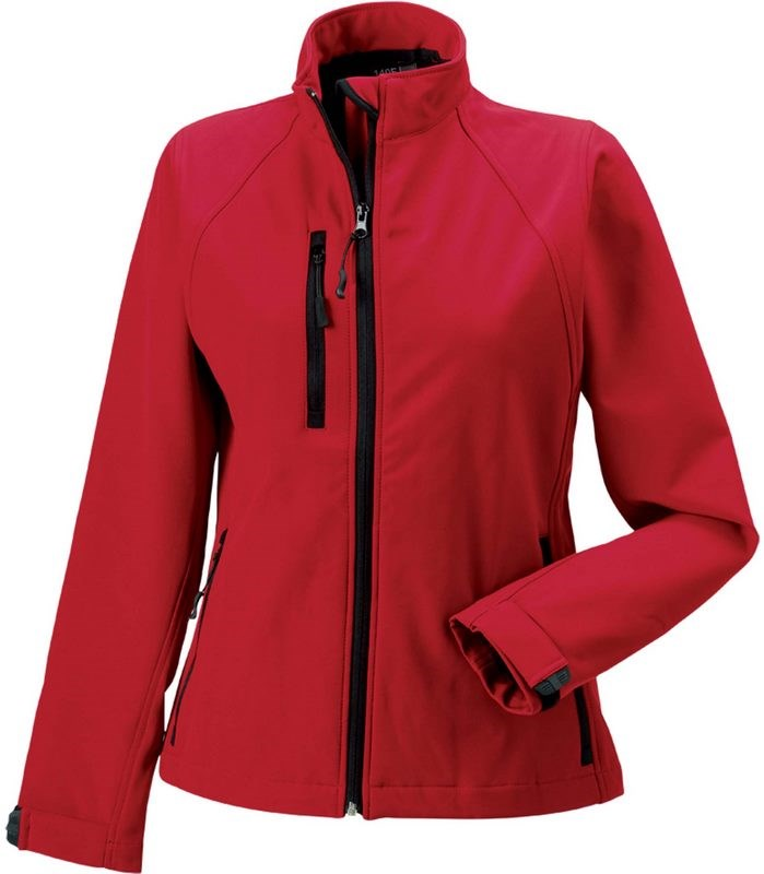 Russell Ladies' Softshell Jacket