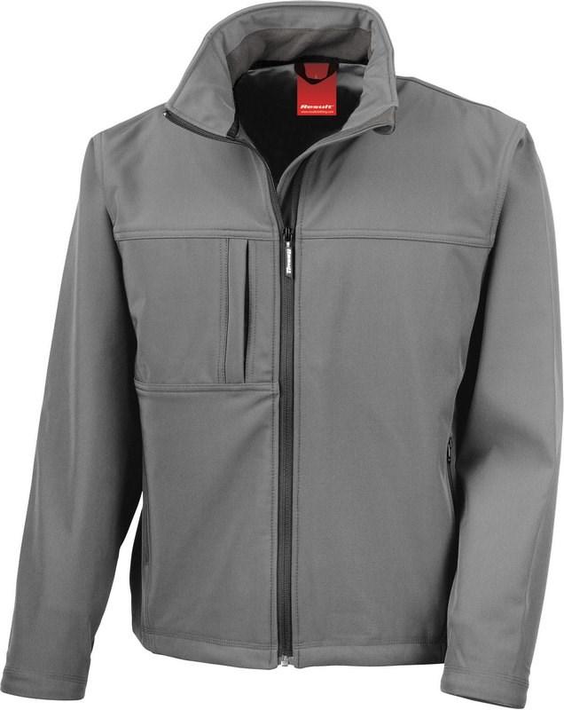 Result Classic Softshell Jacket