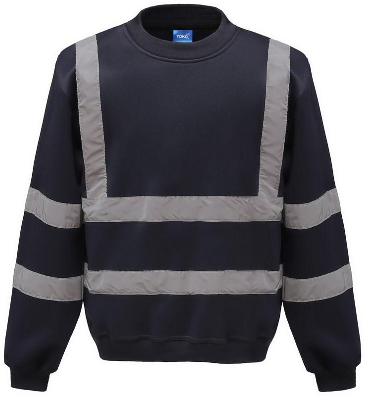 Yoko Signalisatie Sweatshirt