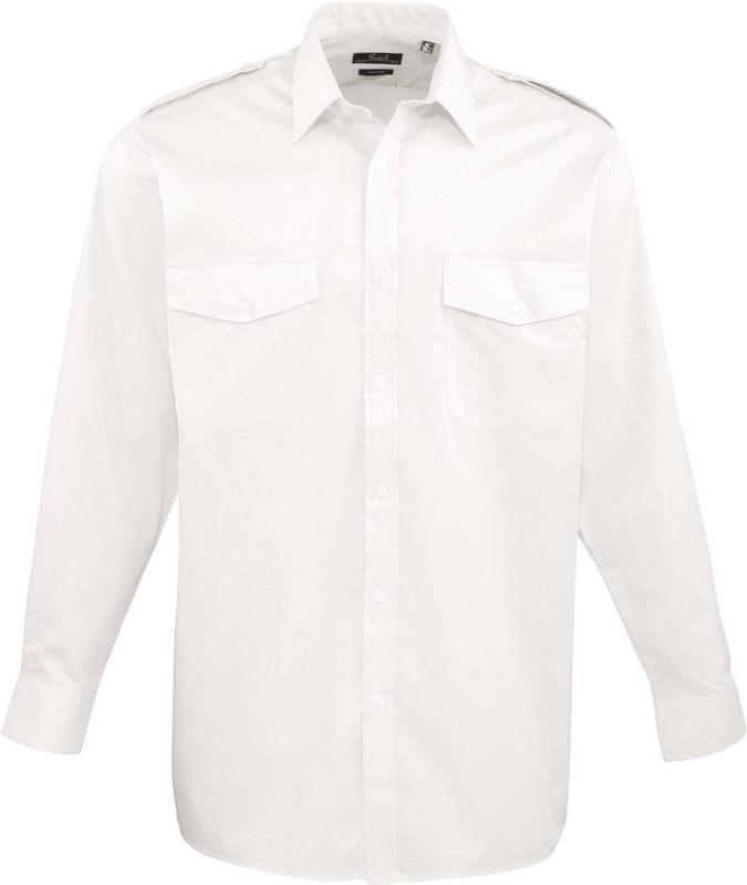 Premier Pilot Long Sleeved Shirt