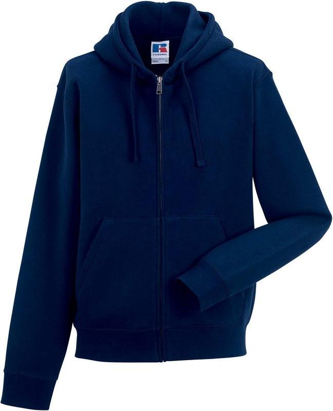 Russell Authentic Full Zip Hooded Sweatshirt