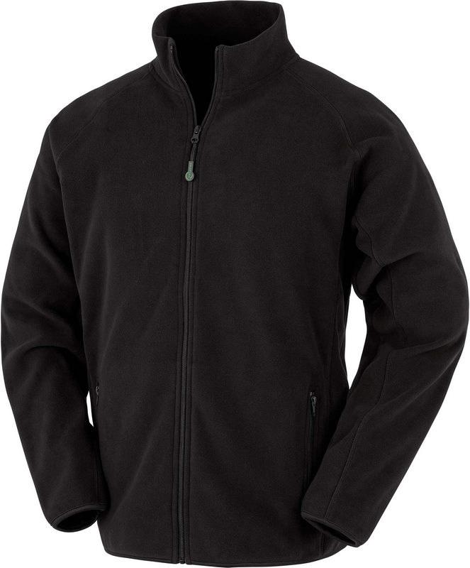 Result Thermisch fleece jasje van gerecyclede fleece