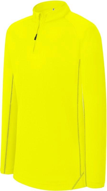 PROACT® Kinderrunningsweater Met Halsrits