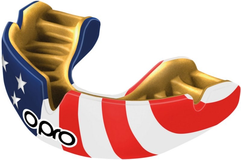 Opro Power-Fit Countries Mouthguard