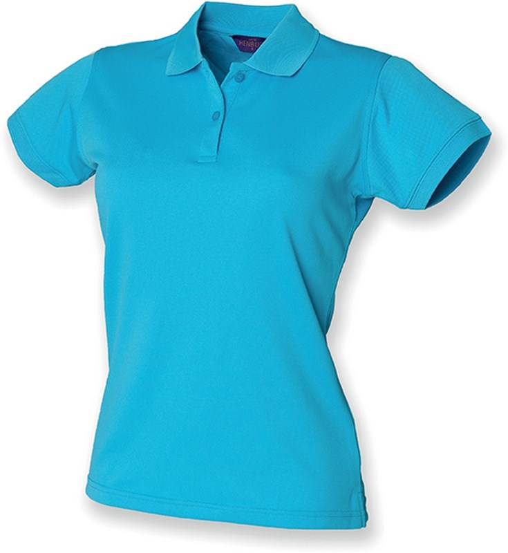 Henbury Ladies Coolplus® Polo Shirt