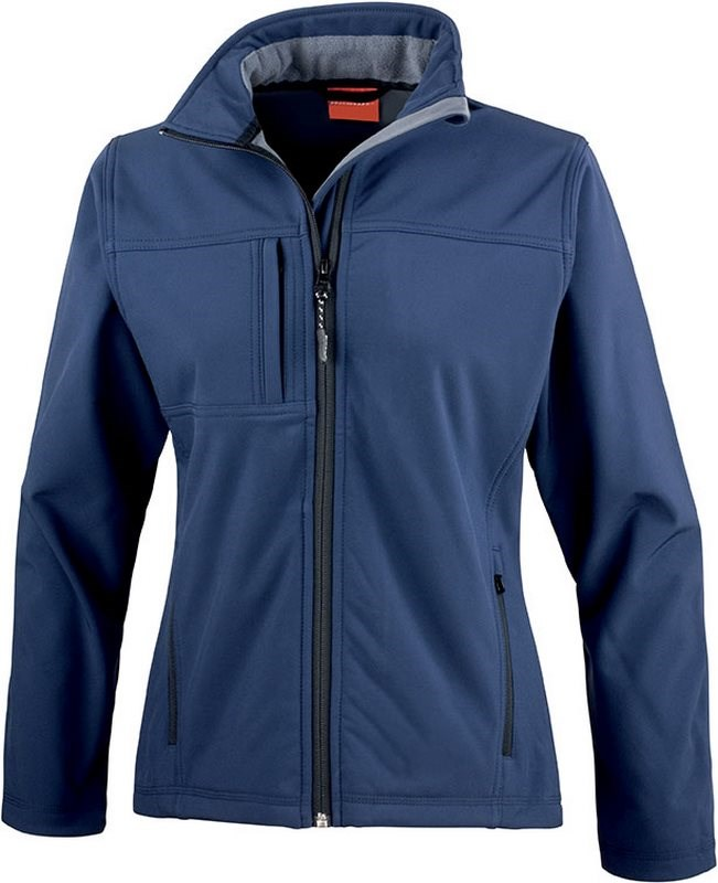 Result Ladies Classic Softshell Jacket
