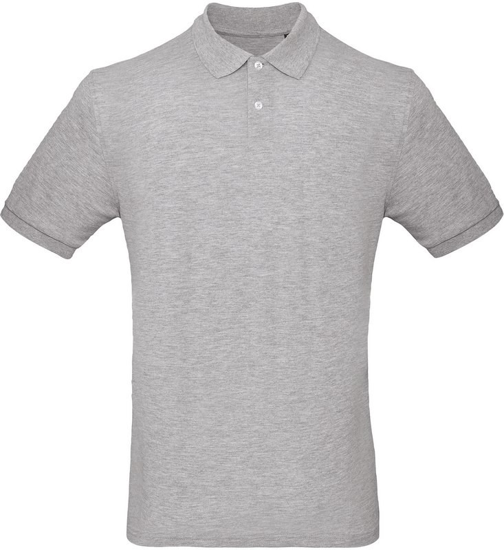B&C Men's organic polo shirt