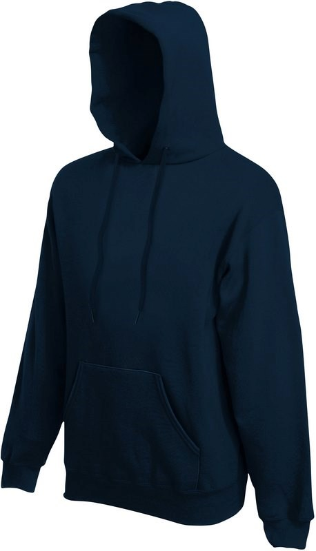Fruit of the Loom Classic Hooded Sweat (62-208-0)