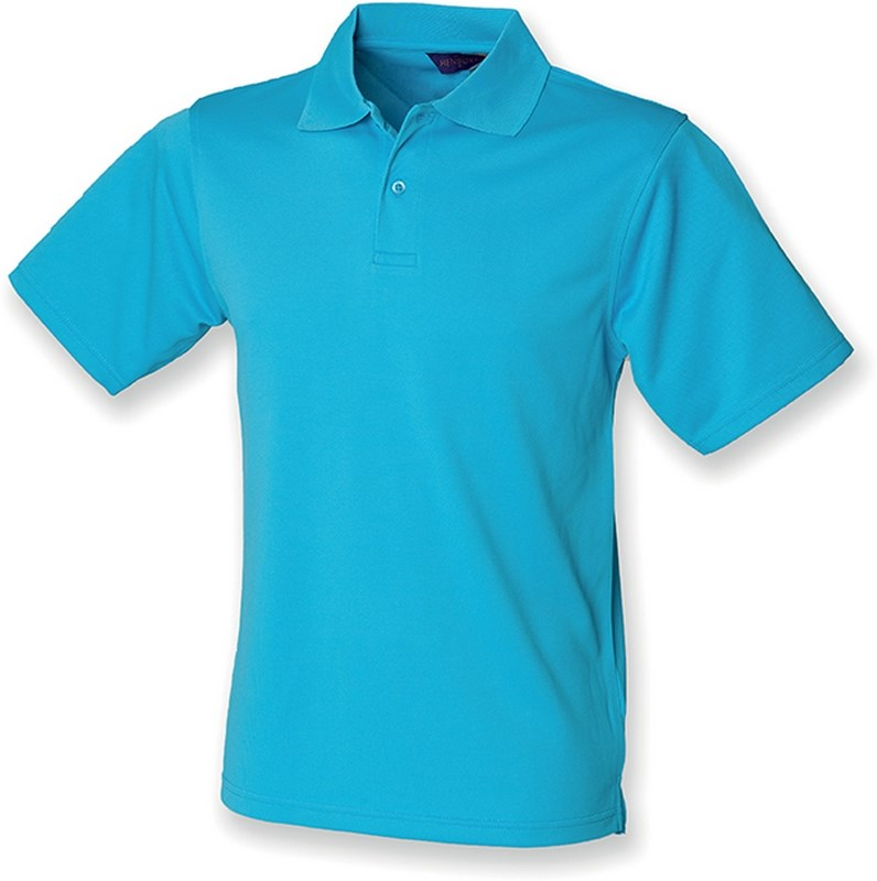 Henbury MenŽs Coolplus® Polo Shirt
